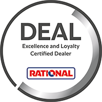 DEAL Excellence and Loyalty Certified Dealer RATIONAL